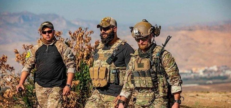 BU FOTOĞRAF BUGÜN ÇEKİLDİ! ABD'Lİ ASKERLER YPG'Lİ TERÖRİSTLERLE