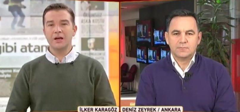 SÖZCÜ YAZARI ZEYREK'TEN FOX TV'DE FLAŞ CHP-FETÖ İTİRAFI