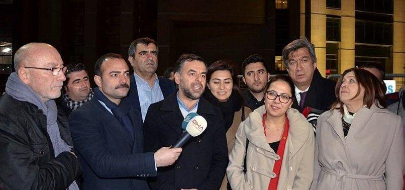 CHP'Lİ İSİM SERBEST BIRAKILDI