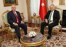 Yıldırım-Tillerson görüşmesi sonrası Başbakanlık'tan açıklama