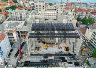 Son dakika haberi: Yeni AKM'nin kaba inşaatı tamamlandı! Dünyanın ve Avrupa'nın sayılı kültür merkezlerinden biri olacak