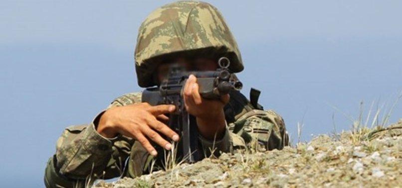 JANDARMA VE MİT'TEN PKK OPERASYONU