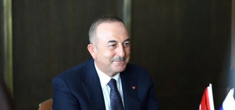 Son dakika: Dışişleri Bakanı Çavuşoğlu'ndan ABD'ye sert tepki: Yaptırımla geri adım atmayacağımızı herkes iyi bilir
