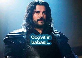 Kuruluş Osman dizisinin yıldızı Burak Özçivit babası ile gündem oldu! Burak Özçivit'in babası...