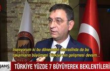 Türkiye yüzde 7 büyüyerek beklentileri aştı