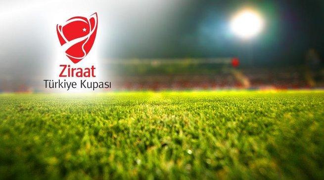 Ziraat Türkiye Kupası'nda 4. tur kura çekimi yarın