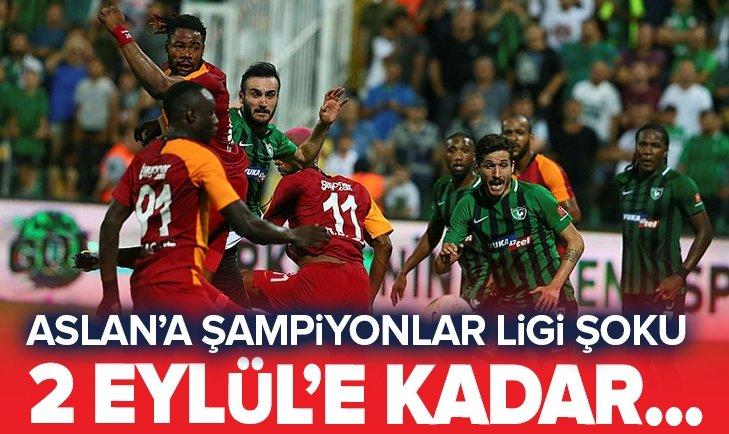 GALATASARAY'I BEKLEYEN TEHLİKE