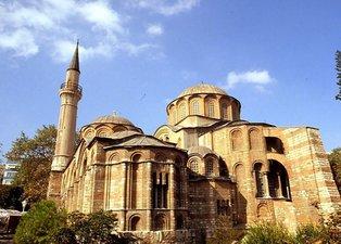 Kariye Camii'nde 75 yıl sonra ilk namaz kılınacak! İbadete açılmasına bir hafta kaldı