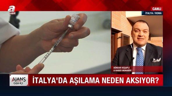 İtalya'da aşı krizi! Durduruldu