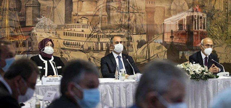Son dakika: Bakan Elvan'dan TOBB ile yapılan reform görüşmeleri sonrası açıklama