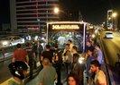 Mecidiyeköy'de metrobüs kazası   Video