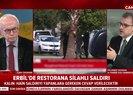 Erbil'deki Türk diplomatlarına saldırı nasıl gerçekleşti? Susturucu silahla... |Video