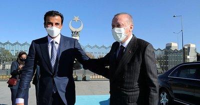 Son dakika: Başkan Erdoğan: Katar ile dayanışmamızı her alanda güçlendirerek sürdüreceğiz