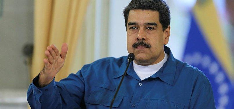 VENEZUELA DEVLET BAŞKANI MADURO: ABD İMPARATORLUĞU BÖLGEMİZE DOKUNMAYA CESARET EDERSE...