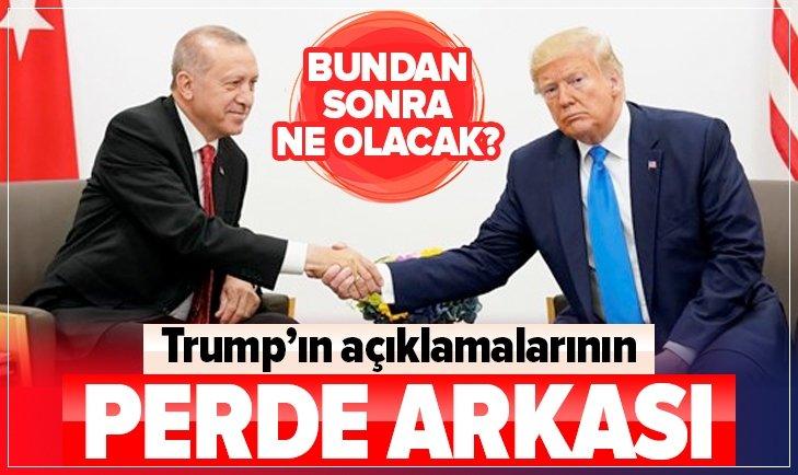 TRUMP TÜRKİYE'Yİ NEDEN HAKLI BULDU?
