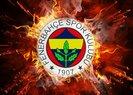 FENERBAHÇE'NİN İLK 11'İ BELLİ OLDU