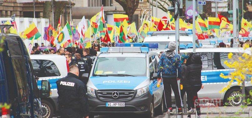 Almanya teröristleri sahaya sürdü! Devlet kanalında Türkiye düşmanlığı yaptılar