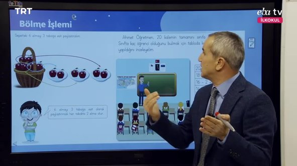 EBA TV - İlkokullarda Yetiştirme Programı Matematik