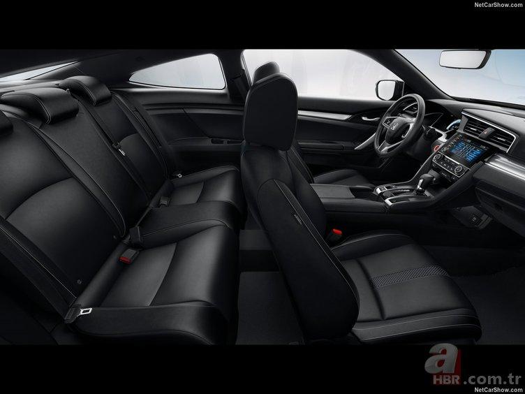 2019 Honda Civic Sedan Ve Copue Ortaya çıktı Ahaber