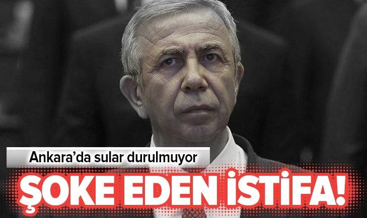 ANKARA'DA SULAR DURULMUYOR! YAVAŞ'I ŞOKE EDEN İSTİFA