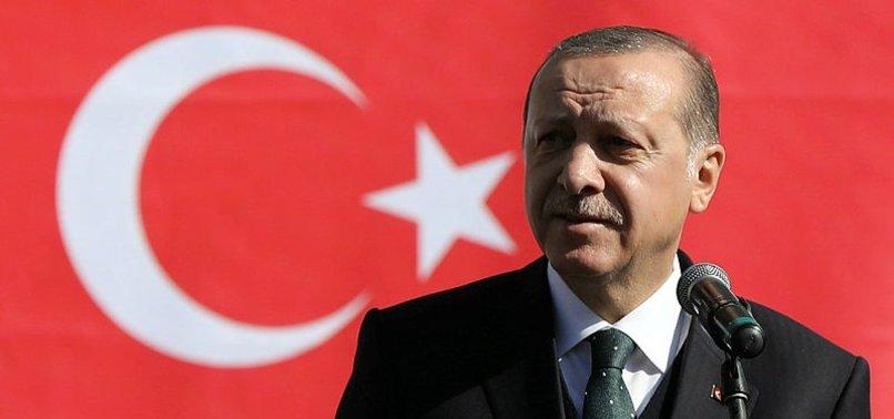 ERDOĞAN'DAN MALAZGİRT'E VİDEOLU DAVET!