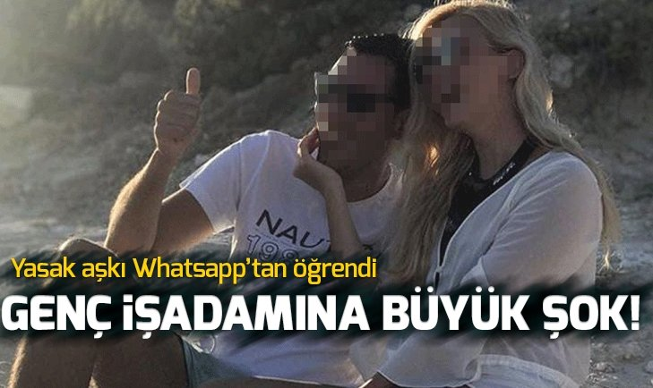 YASAK AŞKI WHATSAPP'TAN ÖĞRENDİ!