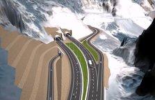 Sürücülerin korkulu rüyası Kırkdilim tünellerle geçilecek