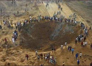 Nijerya'ya meteor düştü iddiası olay oldu! Nijerya'ya meteor düştü mü?
