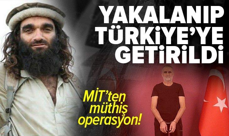 Son dakika: MİT'ten Suriye'de kritik operasyon! DEAŞ'ın sözde Türkiye vilayeti sorumlusu Kasım Güler yakalandı