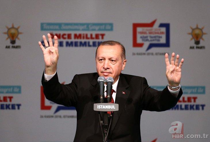 Başkan Erdoğan'a büyük sürpriz