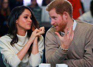 Kraliyet Ailesi'nden ayrılan Prens Harry ve Meghan Markle'ın evliliğinde kriz çıktı!