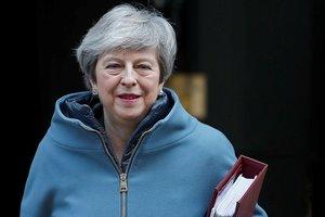 İngiltere Başbakanı Theresa May açıkladı! İşte Brexit için kritik tarih