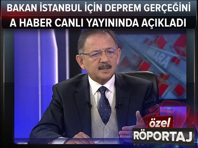 BAKAN ÖZHASEKİ'DEN İSTANBULLULARI KORKUTAN UYARI!