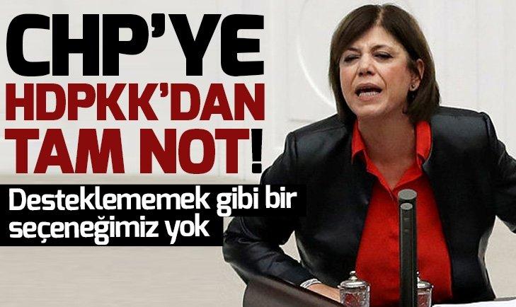HDPden CHPye tam not!