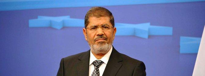 Mursi'nin ölüm nedeni açıklandı! Defnedildiği yer görüntülendi