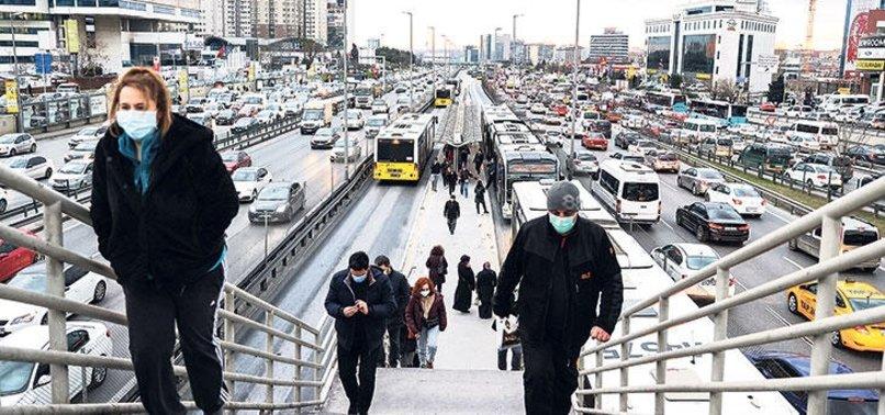 Son dakika: İstanbul için kaos uyarısı! 15 dakikalık yol 1 saat sürüyor!