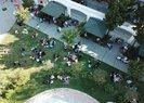 Deprem nedeniyle İstanbullular parklara akın etti