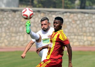 İnegölspor: 0 - Evkur Yeni Malatyaspor: 2