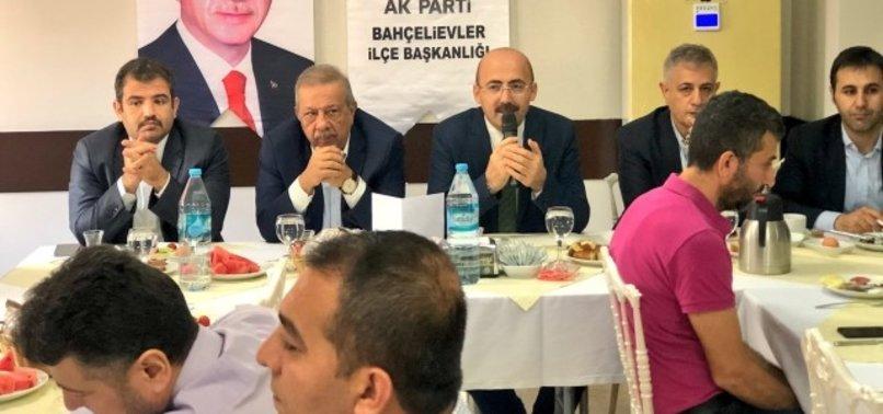 STK TEMSİLCİLERİ BAHÇELİEVLER'DE BİR ARAYA GELDİ!