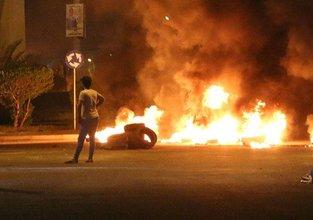 Basra'da gösteriler yeniden başladı
