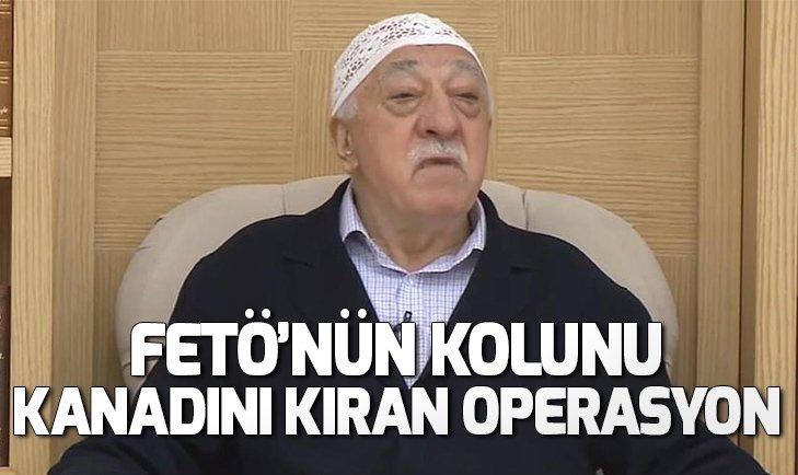 KAYSERİ'DEKİ FETÖ/PDY'NİN ASKERİ MAHREM YAPILANMASINA OPERASYON