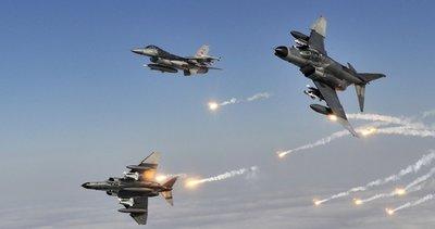Son dakika   MSB açıkladı: 8 PKK'lı terörist hava harekatıyla etkisiz hale getirildi