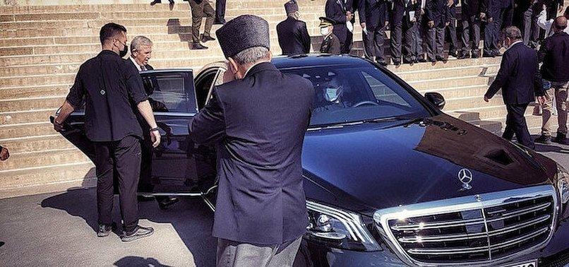 CHP'li Mansur Yavaş'ın 'halkın adamı' algısı çöktü! 'Makam araçlarını sattım kullanmıyorum' demişti  lüks araçla görüntülendi