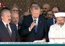 Son dakika: Başkan Erdoğan Abdülhakim Sancak Camii'ni hizmete açtı |Video