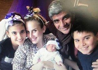 İbrahim Erkal'ın sadece 12 gün gördüğü kızı Elif Su büyüdü!