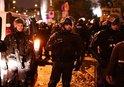 PARİS'TE HOLİGANLAR VE PKK YANDAŞLARINDAN HAİN İŞ BİRLİĞİ!