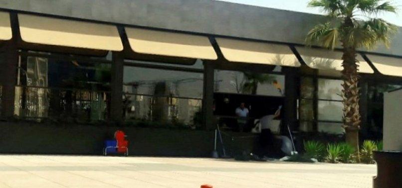 IRAK CUMHURBAŞKANI SALİH, BAŞKAN ERDOĞAN'I ARADI
