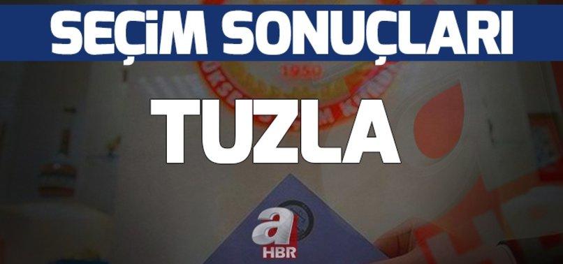 İSTANBUL TUZLA SEÇİM SONUÇLARI!
