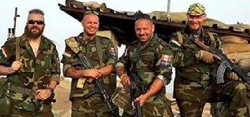 BİR ÜLKE DAHA YPG'YE DESTEK VERDİ