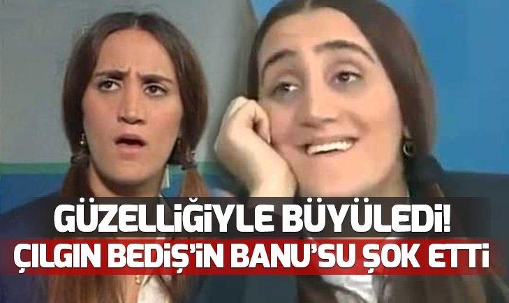 ÇILGIN BEDİŞ'İN BANU'SU SONAY AYDIN GÜZELLİĞİYLE BÜYÜLÜYOR!